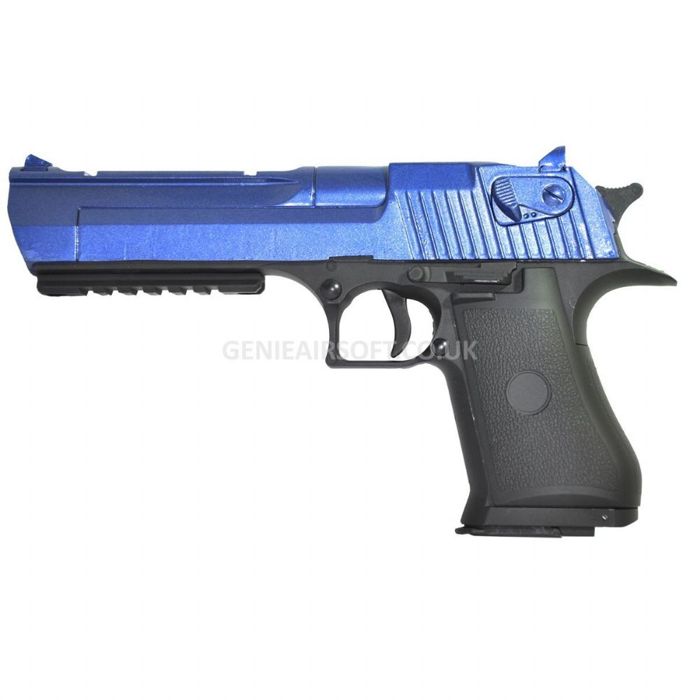 Budget Auto Parts >> CYMA Desert Eagle CM121 AEP Electric Airsoft Gun